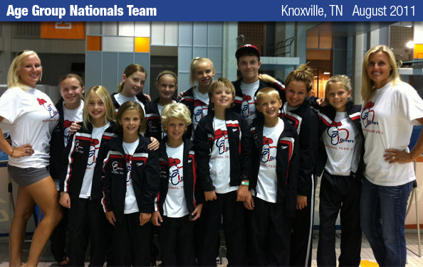 2011 Age Group National Team