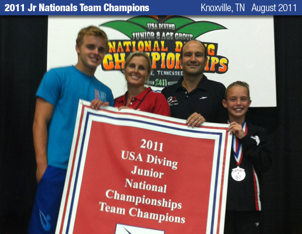 2011 Jr National Championships